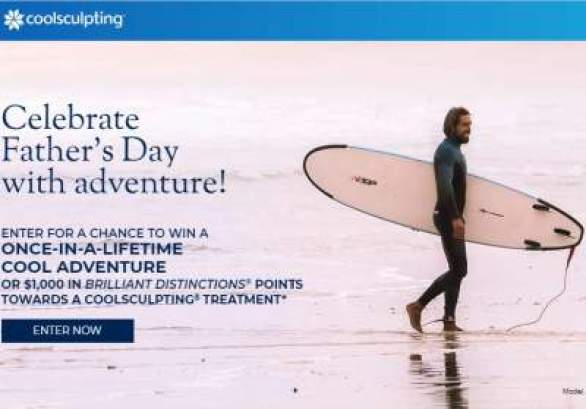 CoolSculpting-Fathers-Day-Sweepstakes