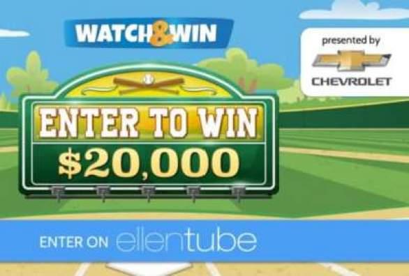 EllenTube-Chevy-Summer-Giveaway