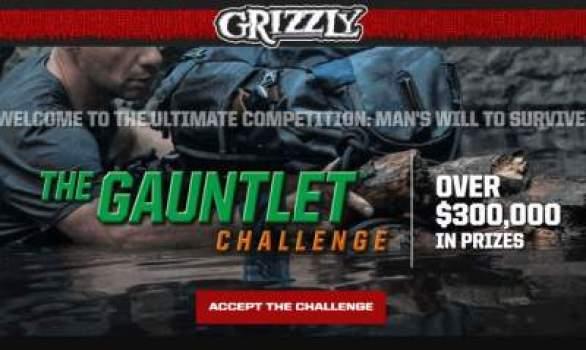 MyGrizzly-Gauntlet-Challenge-Sweepstakes