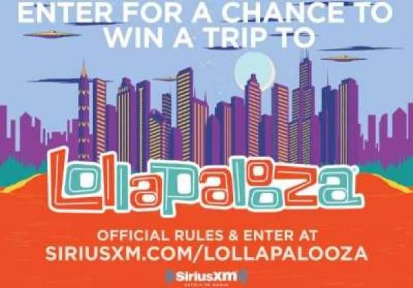 SiriusXM-Lollapalooza-Contest