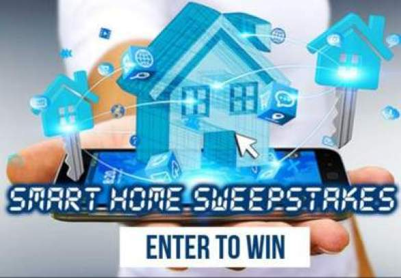 Triton-Digital-Smart-Home-Sweepstakes