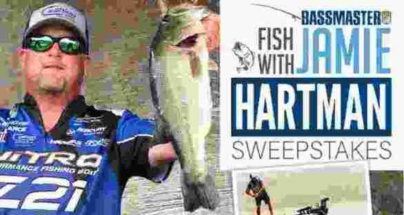 Bassmaster-Fish-With-Jamie-Hartman-Sweepstakes