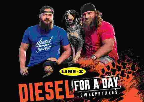 Linex-Diesel-Sweepstakes