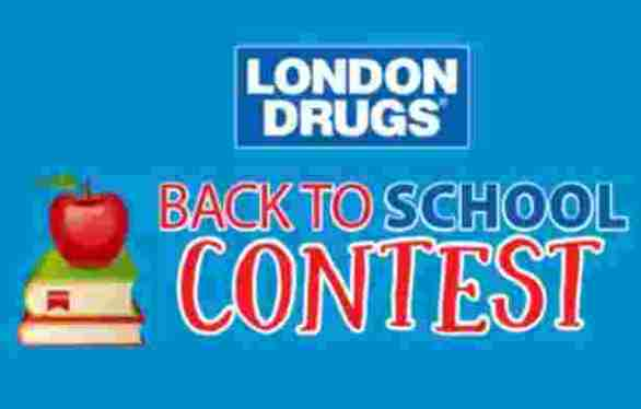 London-Drugs-Back-School-Contest