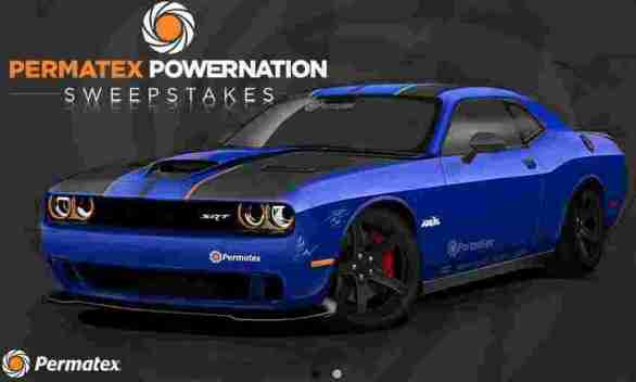 Permatex-Powernation-Sweepstakes