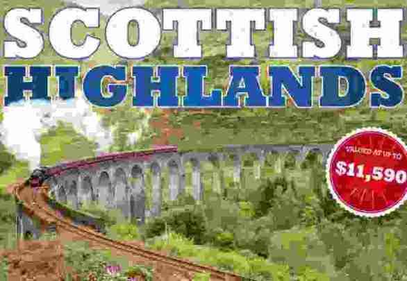 PlacesWeGo-Scottish-Highlands-Competition