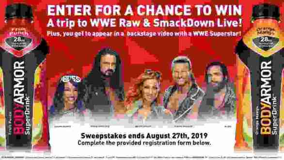 WWE-BodyArmor-Sweepstakes