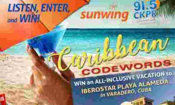 CKPR-Caribbean-Codeword-Contest