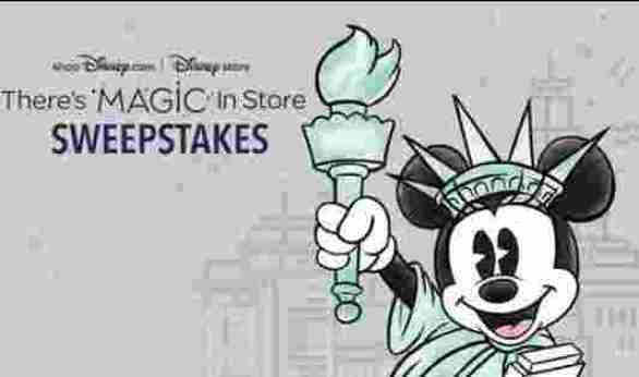 Disney-Magic-Store-Sweepstakes