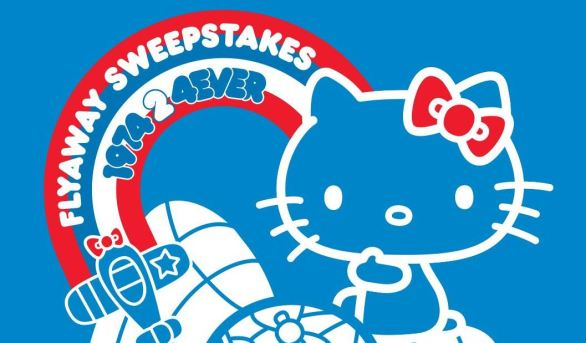 HelloKitty-1974-Forever-Sweepstakes
