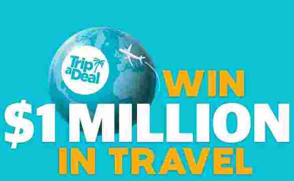 Milliondollartravel-Competition