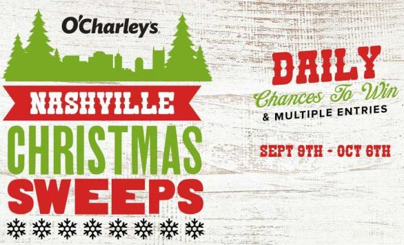 OCharleys-Nashville-Sweepstakes