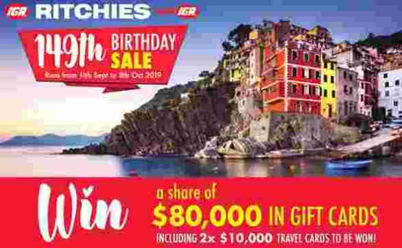 Ritchies-Birthday-Competition