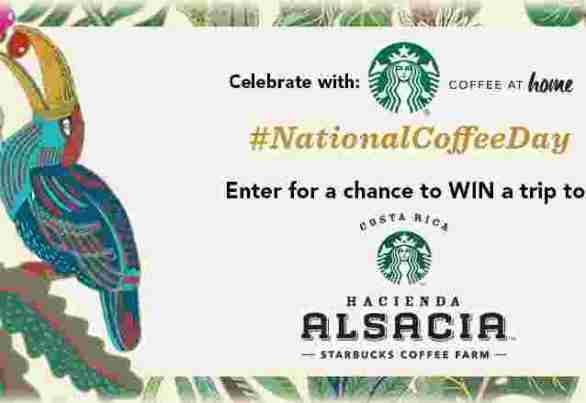 Starbucksathomecostarica-Contest