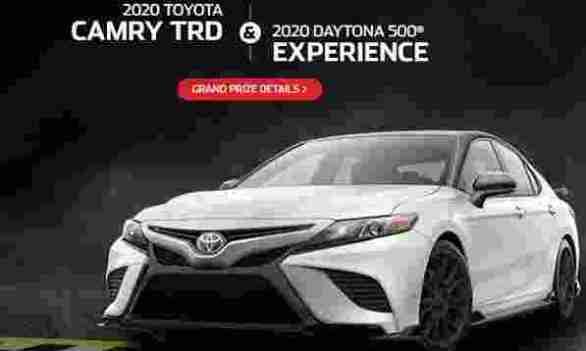 Toyotanascarplayoff-Sweepstakes