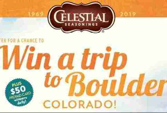 50yearsofcelestial-Sweepstakes