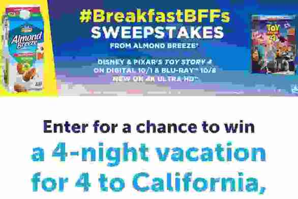 Almond-Breeze-Toy-Story-Sweepstakes