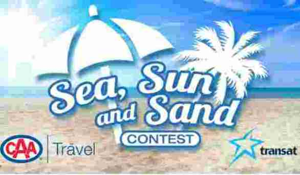 CTV Live at 5 Sea, Sun, and Sand Contest