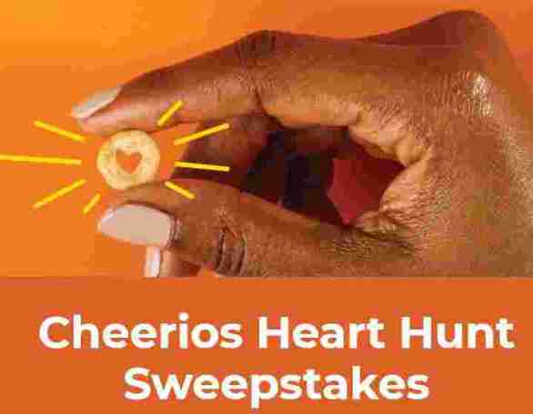 Cheerios-Heart-Hunt-Sweepstakes