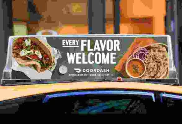 Doordash-Every-Flavor-Welcome-Giveaway