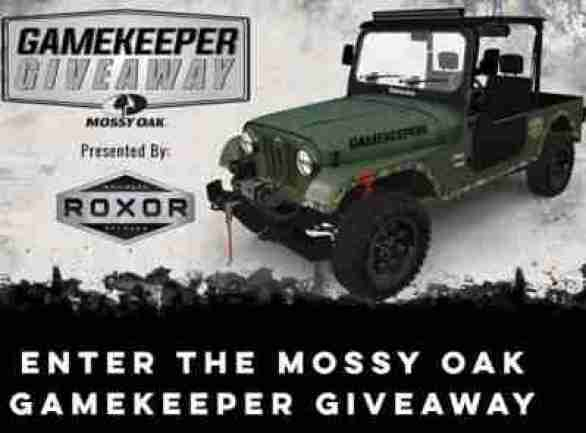 Gamekeeper-Giveaway