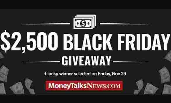 MoneyTalksNews-Black-Friday-Giveaway
