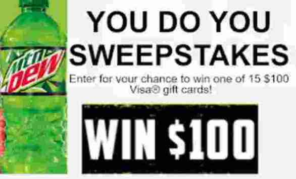 Mountain-Dew-You-DO-You-Sweepstakes