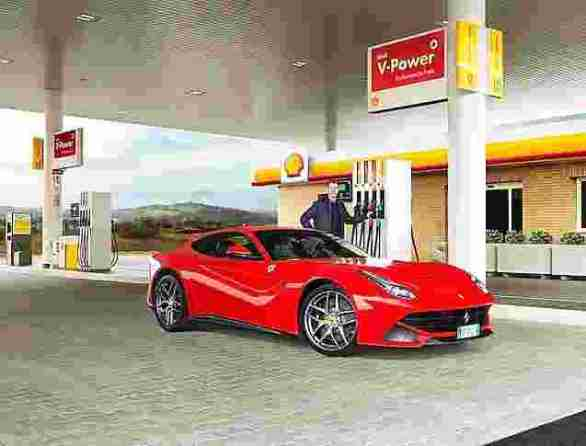 Shell-Free-Fuel-Competition