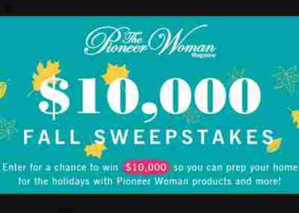 Thepioneerwomanmagazine-Dream-Big-Sweepstakes