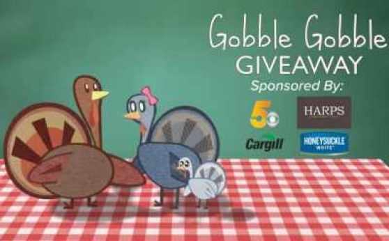 5NewsOnline-Gobble-Gobble-Giveaway