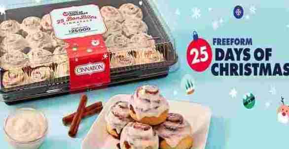 Cinnabon-25-Days-Christmas-Sweepstakes