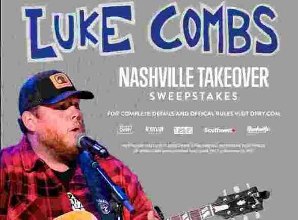 Grand-Ole-Opry-Luke-Combs-Sweepstakes