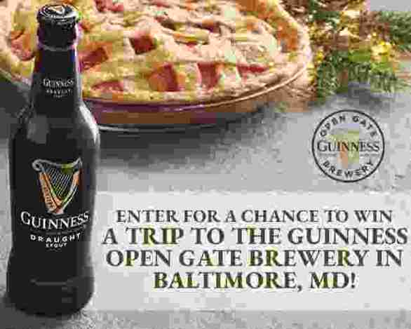 Guinness-Brewery-Dinner-Sweepstakes