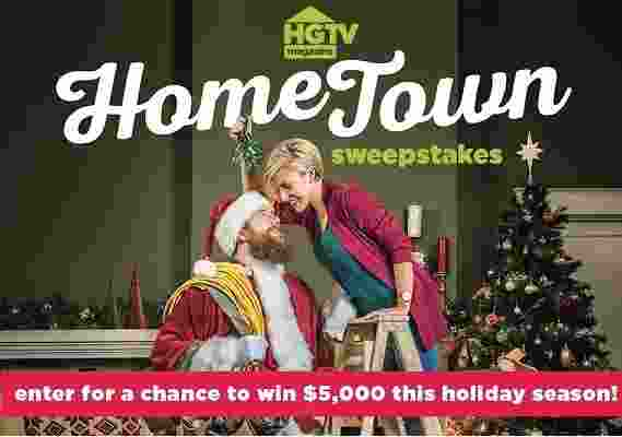 HGTV-Home-Town-Sweepstakes