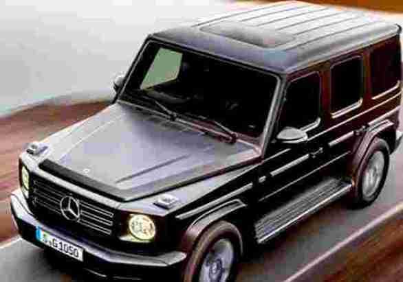 Prizeo-Mercedes-Benz-Sweepstakes