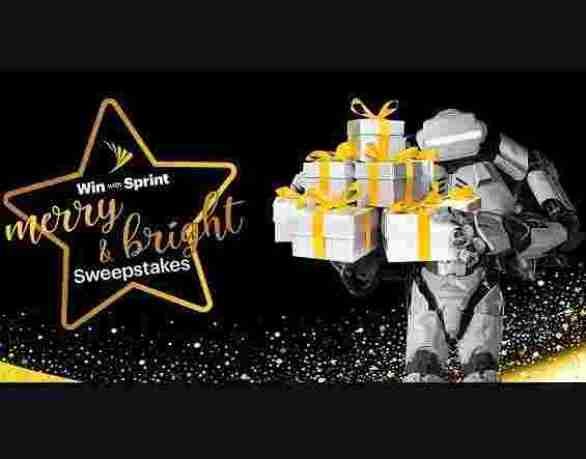 Sprint-Merry-Bright-Sweepstakes