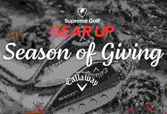 SupremeGolf-Season-of-Giving-Sweepstakes