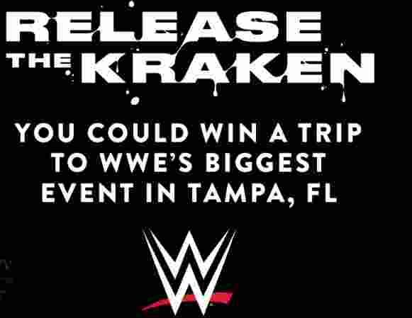 WWE-KrakenTakeDown-Sweepstakes