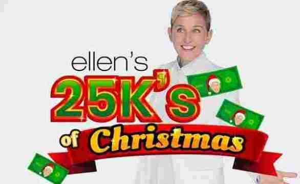 EllenShop-25K-Christmas-Sweepstakes