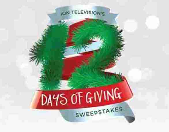 IONTelevision-12-Days-Giving-Sweepstakes