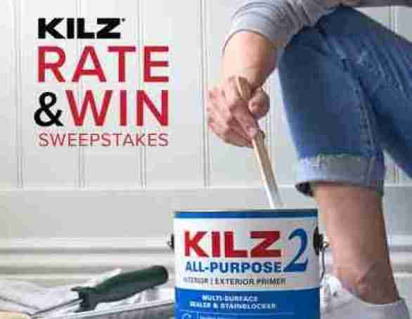 KILZ-Rate-Win-Sweepstakes