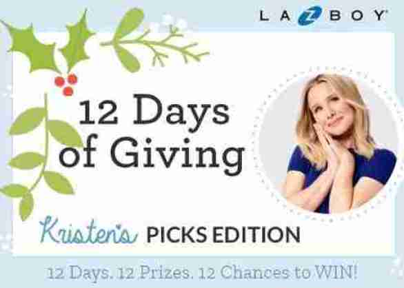 La-Z-Boy-12-Days-Giving-Sweepstakes