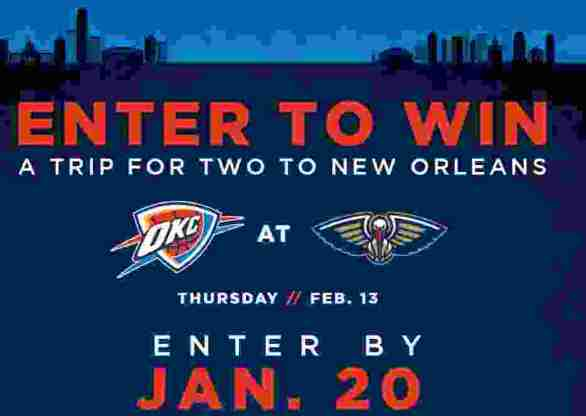 OKCThunder-On-The-Fly-Sweepstakes