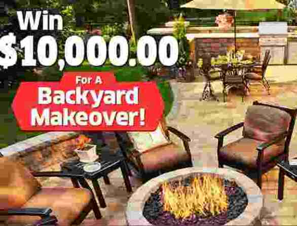 Pch Com Backyard Makeover Giveaway Sweepstakes Win 10 000