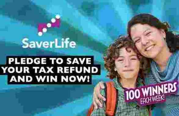 SaverLife-Pledge-Sweepstakes