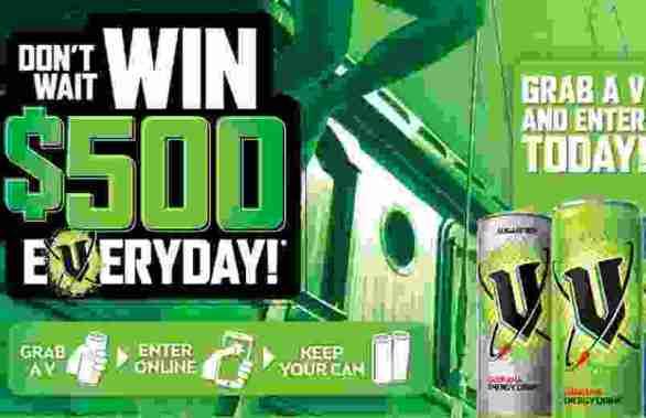 V-Energy-Drink-V-Summer-Competition