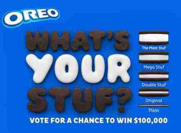 OREO-Whats-Your-Stuf-Contest