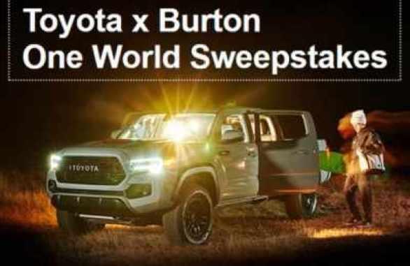Burton-Toyota-Sweepstakes