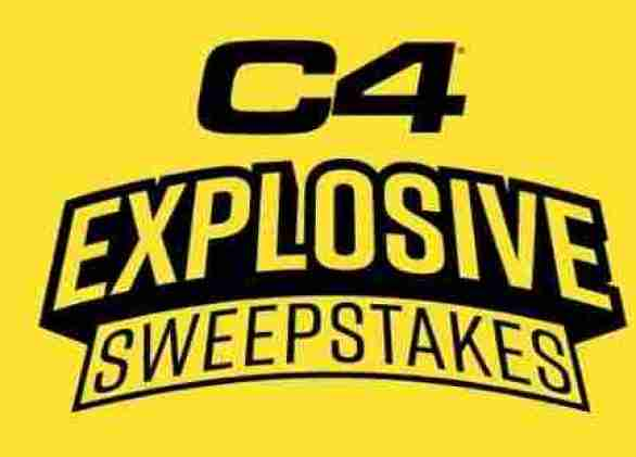 Cellucor-C4-Sweepstakes