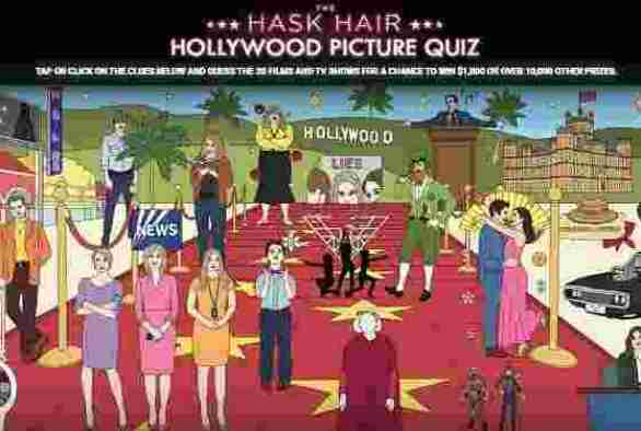 Haskhollywoodquiz-Contest